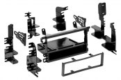 Metra® - Single DIN Stereo Dash Kit with Brackets and Trim Plate