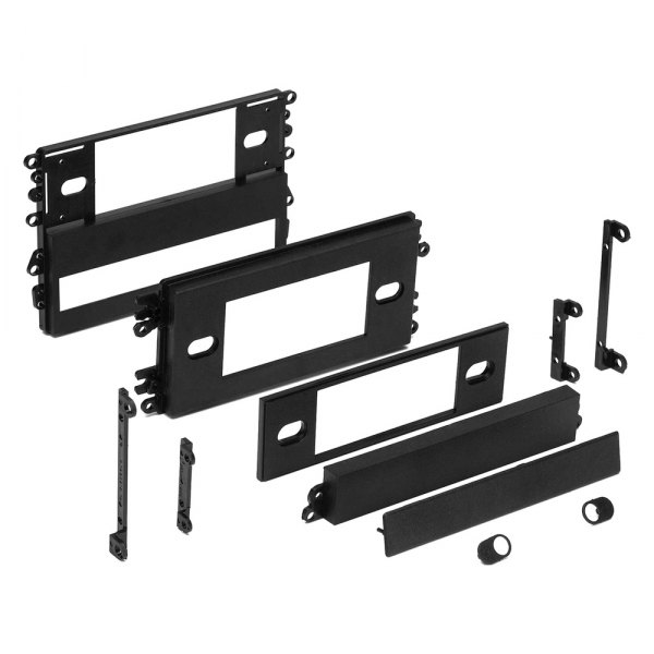 Metra® - Single DIN Stereo Dash Kit, Dash Bezel Mount