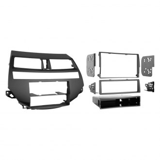 Metra® - Single / Double DIN Charcoal Stereo Dash Kit