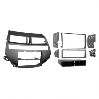 Metra® - Single / Double DIN Taupe Stereo Dash Kit