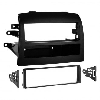 Metra® - Single DIN Black Stereo Dash Kit
