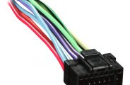 Metra® - Smart Cable (16 Pin, Alpine, Black Plug)