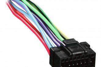 Metra® AL2X8-0001 - Smart Cable (16 Pin, Alpine, Black Plug)