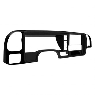 Metra® - Double DIN Black Stereo Dash Panel