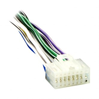 Metra® - Smart Cable (16 Pin, Eclipse, White Plug)
