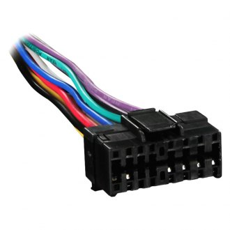 Metra® - Smart Cable (16 Pin, JVC, Multicolor Plug)