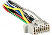 Metra® - Smart Cable (16 Pin, Panasonic, Gray Plug)