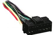 Metra® - Smart Cable (16 Pin, Pioneer, Black Plug)