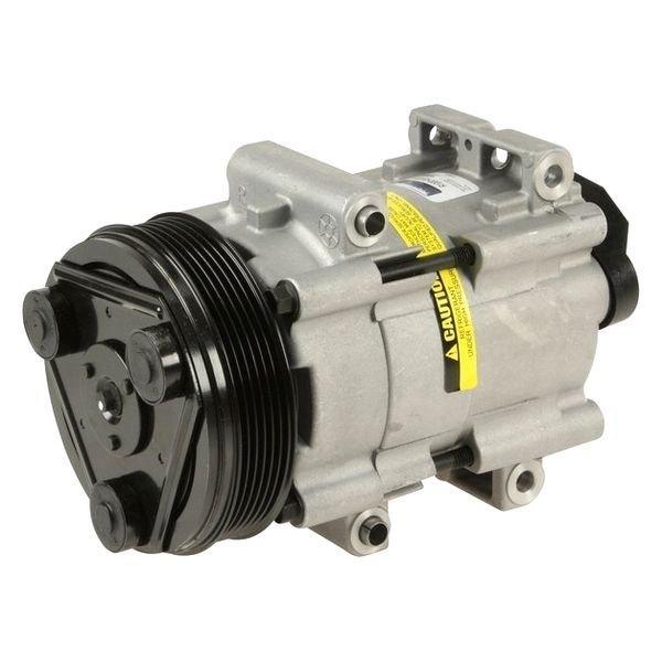 A/C Compressor With Clutch