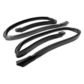 Metro Moulded® - Driver and Passenger Side Molded Roof Rail Seals