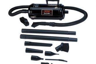 MetroVac® - Jumbo Vac 'N' Blo Vacuum with Attachments