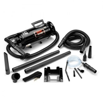 MetroVac® - Compact Vac 'N' Blo Vacuum with Wall Mount