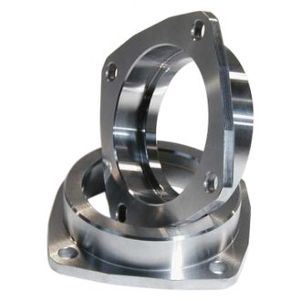 Meziere Enterprises® - Axle Housing End with Drilled Holes