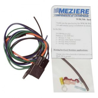 Meziere Enterprises® - Water Pump Relay Kit