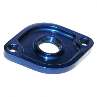Meziere Enterprises® - Water Neck Plate