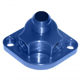 Meziere Enterprises® - Manifold Water Neck Plate