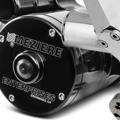 Meziere Enterprises® - Black LS 1 Electric Water Pump