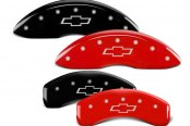 MGP® - Caliper Covers with Bowtie Engraving