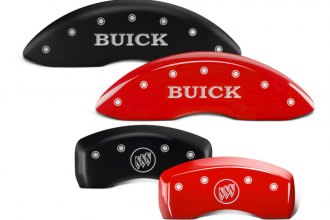 MGP® - Caliper Covers with Buick / Buick Shield Engraving