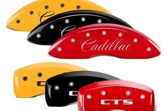MGP® - Caliper Covers with Cadillac / CTS Engraving