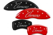 MGP® - Caliper Covers with Camaro Classic Cursive Engraving