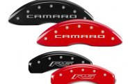 MGP® - Caliper Covers with Camaro / RS Gen 5 Engraving