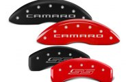 MGP® - Caliper Covers with Camaro / SS Gen 5 Engraving