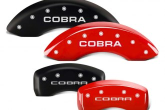 MGP® - Caliper Covers with Cobra Engraving