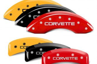 MGP® - Caliper Covers with Corvette C4 Engraving