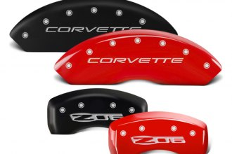 MGP® - Caliper Covers with Corvette / Z06 C5 Engraving