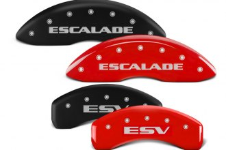 MGP® - Caliper Covers with Escalade / ESV Engraving