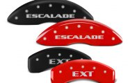 MGP® - Caliper Covers with Escalade / EXT Engraving