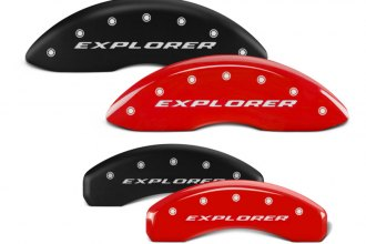 MGP® - Caliper Covers with Explorer Engraving