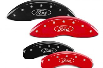 MGP® - Caliper Covers with Ford Oval Logo Engraving