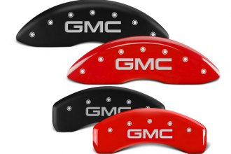 MGP® - Caliper Covers with GMC Engraving
