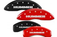 MGP® - Caliper Covers with Hummer Engraving