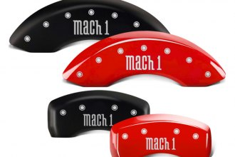 MGP® - Caliper Covers with Mach 1 Logo Engraving