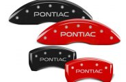 MGP® - Caliper Covers with Pontiac Engraving
