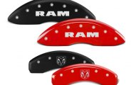 MGP® - Caliper Covers with Ram / Ramhead Engraving