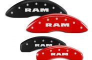 MGP® - Caliper Covers with Ram Engraving