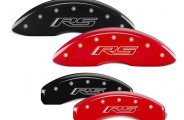 MGP® - Caliper Covers with RS Gen 5 Camaro Engraving