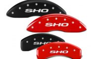 MGP® - Caliper Covers with SHO Engraving