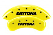 MGP® - Custom Caliper Covers with Daytona Logo