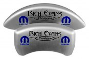 MGP® - Custom Caliper Covers with Rich Evans Mopar Logo