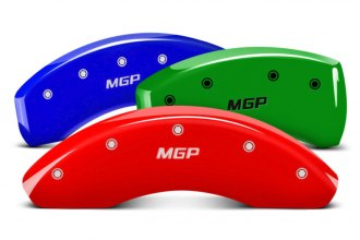 MGP® - Custom Colors Caliper Covers with MGP Engraving