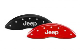 MGP® - Caliper Covers with Jeep Engraving