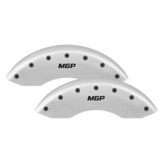 MGP® - Satin Front Caliper Covers
