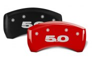 MGP® - Caliper Covers with 5.0 Engraving