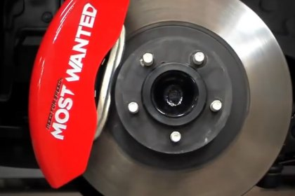 MGP® - Caliper Covers Installation on 2013 Scion FR-S