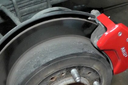 MGP® - Toyota Tundra Caliper Covers Installation
